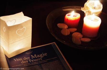 ©Von der Magie des Feuers
